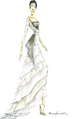 stilista italiana - donna